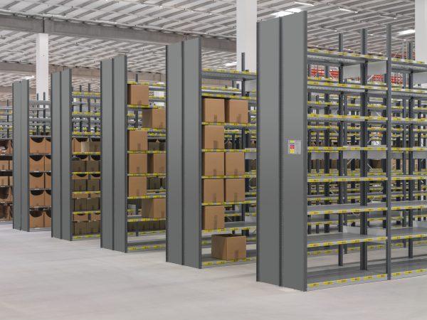 EAB hyllställ och lagerhyllor
